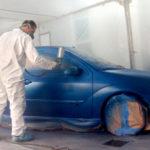 Как использовать Goo Gone на окрашенной поверхности автомобиля