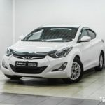 Как использовать напольный домкрат на Hyundai Elantra