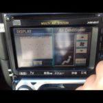 Как использовать навигационную систему Xanavi
