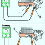 Как использовать омметр для проверки регулятора напряжения