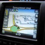 Как использовать систему навигации Toyota
