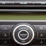 Как исправить автомобильный радиоприемник Nissan