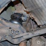 Как исправить крепление двигателя