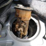 Как исправить топливный насос Toyota Corolla
