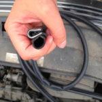 Как исправить утечку вокруг заднего ветрового стекла автомобиля