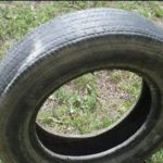 Как изготовить использованные шины