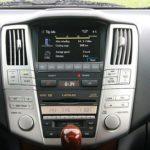 Как изменить настройку часов на Lexus RX 350?