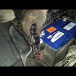 Как извлечь аккумулятор в Hyundai Tucson