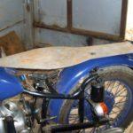 Как клеить и восстанавливать пену на сиденьях мотоциклов