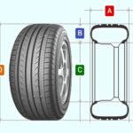 Как конвертировать размер шин в высоту