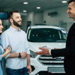 Как купить автомобиль для кого-то еще