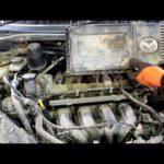 Как мне снять коробку передач на Mazda B2600?