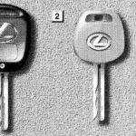 Как мне запрограммировать ключи Lexus RX300?