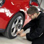 Как надуть шины в холодную погоду