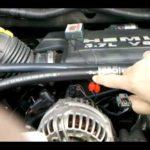 Как найти датчик IAT на Dodge Ram