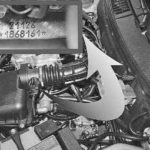 Как найти номер двигателя