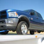 Как найти топливный фильтр на грузовике Dodge Ram 1997 года