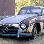 Как найти владельца заброшенного автомобиля