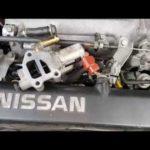 Как настроить холостой ход на Nissan Pathfinder