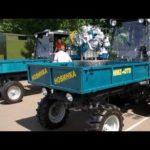 Как научиться понижать тягу прицепа для трактора