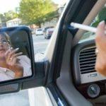 Как очистить сигаретный дым от автомобиля