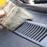Как очистить вентиляционные отверстия в транспортных средствах