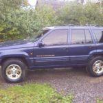 Как определить автоматическую трансмиссию в джипе Cherokee 1997 года