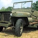 Как определить ранние модели джипов Willys