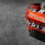Как определить серийный номер на двигателе Chevy Big Block