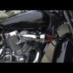 Как опустить Honda Shadow