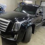 Как отключить сигнал тревоги Cadillac