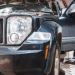 Как отключить сигнализацию ремня безопасности Jeep Liberty