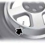 Как отключить систему контроля давления воздуха в шинах в Ford Freestar