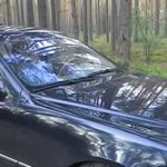 Как открыть багажник Mercedes