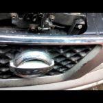 Как открыть капот Nissan Murano