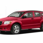 Как открыть сундук Dodge Caliber