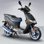 Как отменить 50cc скутер