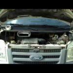 Как отрегулировать фары Ford Van