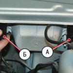 Как отрегулировать фары в Volvo XC90