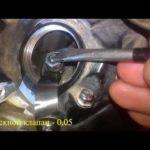 Как отрегулировать клапаны на двигателе GM 350