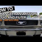 Как отрегулировать клапаны на Ford Mustang 289