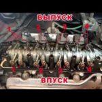 Как отрегулировать клапаны на Honda Civic