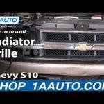 Как отрегулировать сцепление Chevy S10