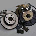 Как отрегулировать задние дисковые тормоза
