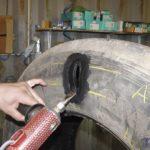 Как отремонтировать бусины шин