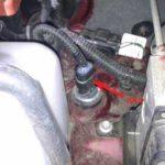 Как отремонтировать датчик детонации Chevy 2.4L