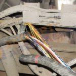 Как отремонтировать электропроводку в жгуте двигателя