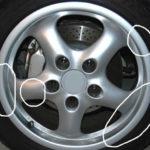 Как отремонтировать колеса из алюминиевого сплава