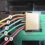 Как отремонтировать плохой провод задних фонарей