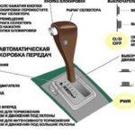 Как переключить автоматическую коробку передач
